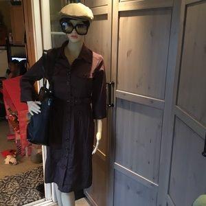 Dresses & Skirts - 🆕 Cargo | Utility | button up | work | dress 👗